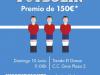 Cartel-futbolin-el Ganso