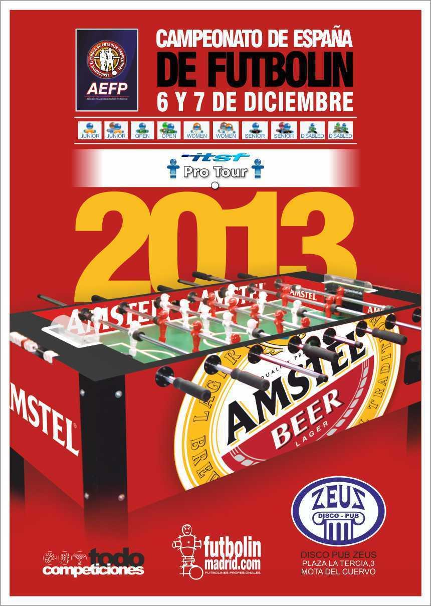 campeonato de espaa de futbolin 2013