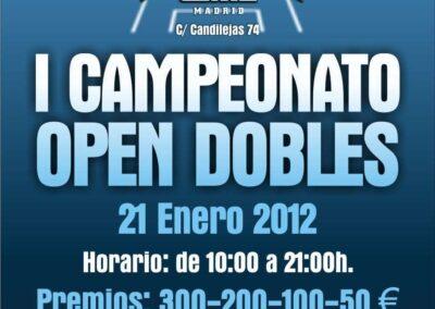 i campeonato foosball 2012