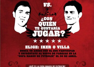 iker vs villa 2011