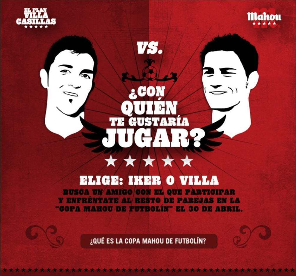 iker vs villa