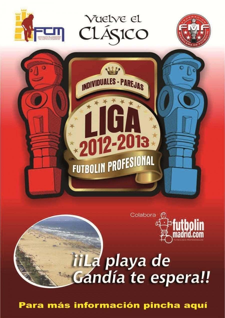 liga futbolin 2012