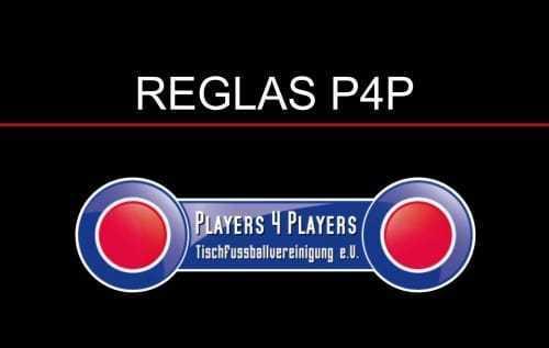 reglas de futbolin P4P