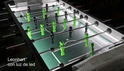 leonhart con luz de led