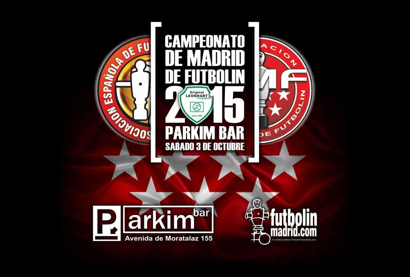 Video del campeonato de Madrid de futbolin 2015