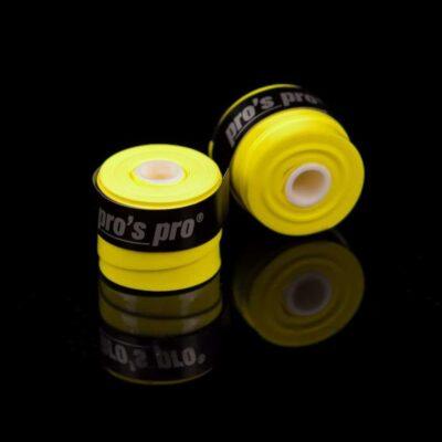 Grip futbolín Pro´s Pro amarillo fluor