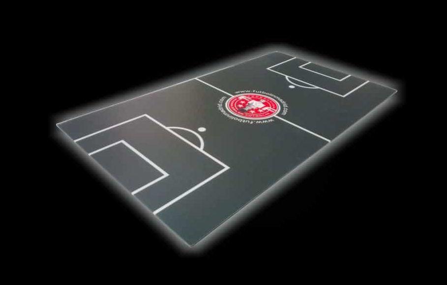 campo futbolin cristal
