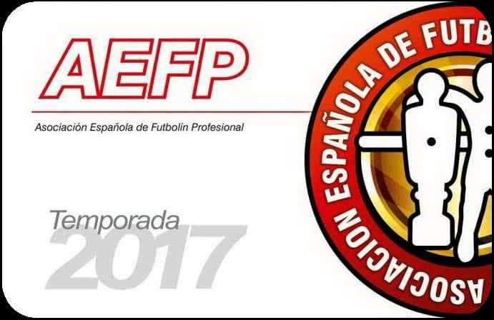 licencias AEFP