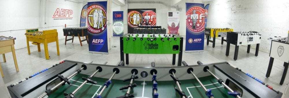 Local de Futbolinmadrid
