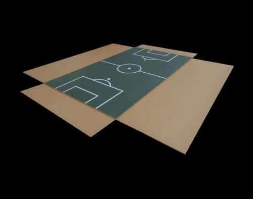 campo futbolín Madrid