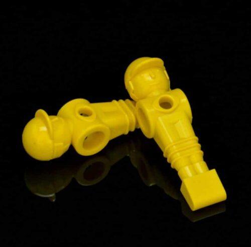 Jugador Leonhart amarillo con contrapeso.