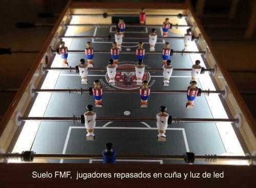 futbolín de madera FMF