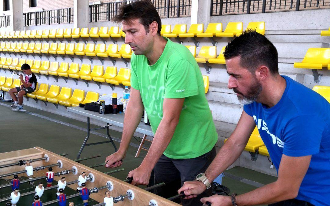 Campeonato de futbolín fiestas Pinto 2018