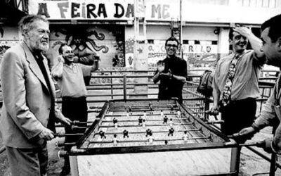Viva el futbolín por Tomás Marín