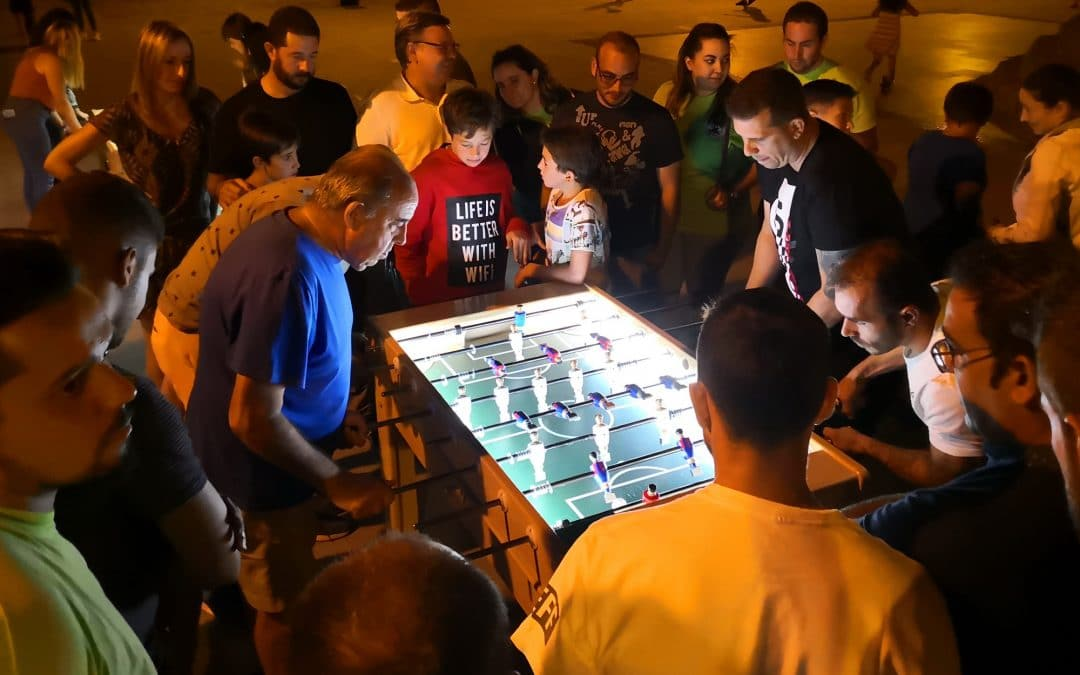 II Campeonato en Colmenar del Arroyo