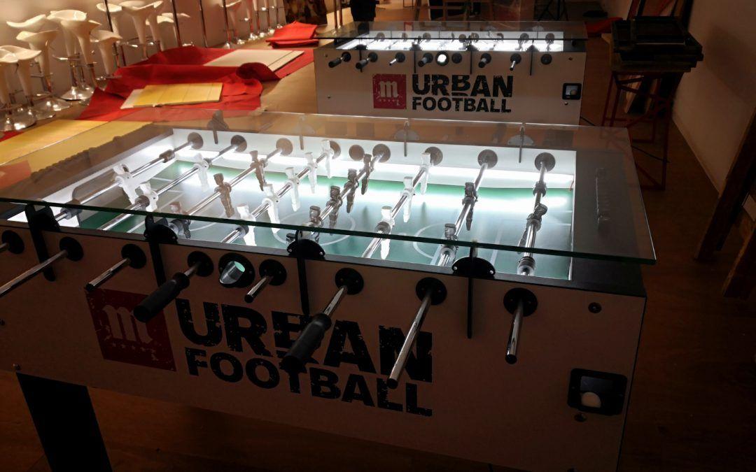 Futbolines Mahou URBAN FOOTBALL