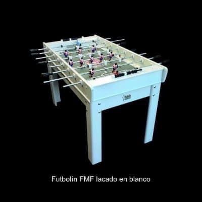 futbolin FMF blanco