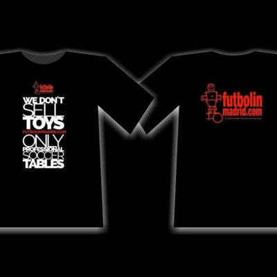 Camiseta WE DON´T SELL TOYS