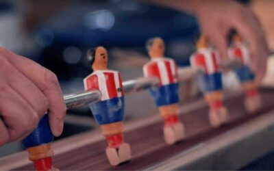 Montaje Futbolín Madrid