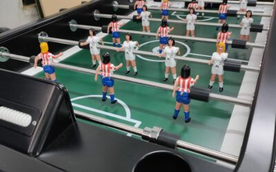Futbolín RS Inox