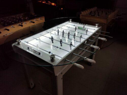 mesa de diseño futbolín Madrid